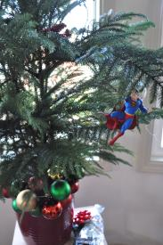 Decoration: Superman Ornament