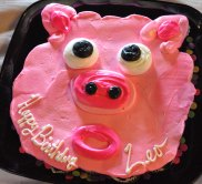 Thank you, Piggy. Happy bday!