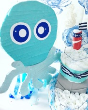 Octopus Piñata